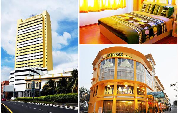 Chọn khách sạn ở Malacca