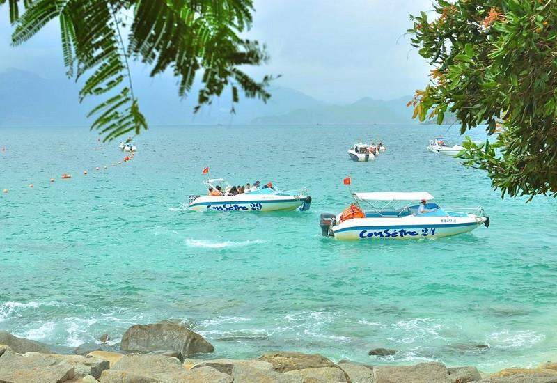 Du ngoạn Nha Trang chinh phục thiên nhiên tuyệt đẹp đảo Hòn Mun - ảnh 1