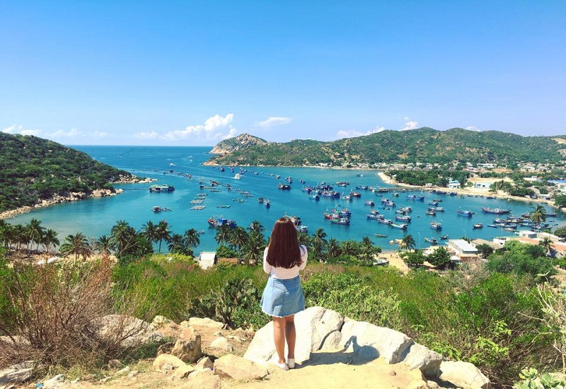 Kinh nghiệm du lịch Vĩnh Hy - vịnh biển xinh đẹp của Việt Nam - ảnh 2