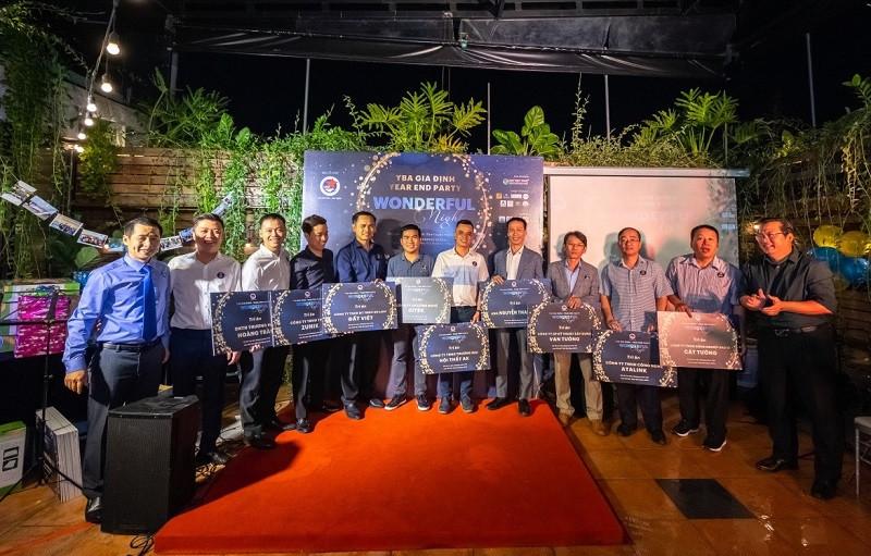Đất Việt Tour hân hạnh là Nhà tài trợ Bạc chương trình Year End Party: Wonderful Night chi hội YBA-Gia Định - ảnh 1