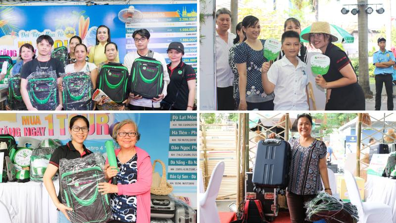 Nhiều ưu đãi hấp dẫn trong Ngày hội Du lịch tỉnh Đồng Nai - 4