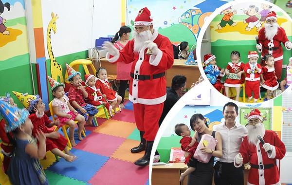 Giáng sinh ấm áp cùng dịch vụ trao quà Noel của Đất Việt Tour - ảnh 2