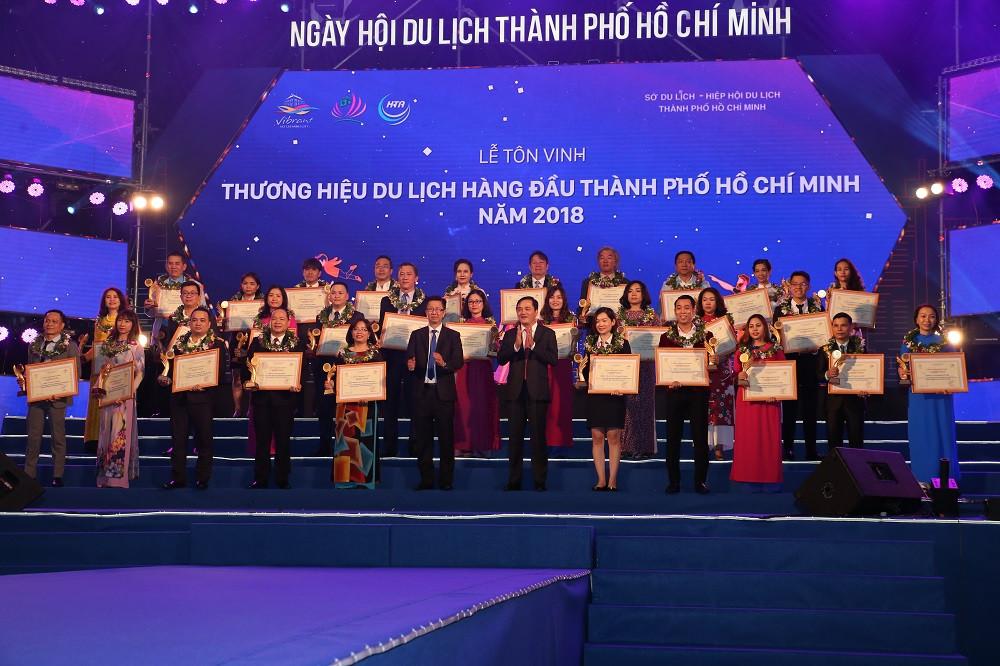 Top 10 Doanh nghiệp lữ hành nội địa hàng đầu thành phố Hồ Chí Minh