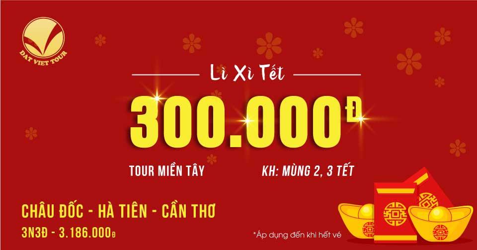 Săn lùng tour Tết giá rẻ cùng Đất Việt Tour