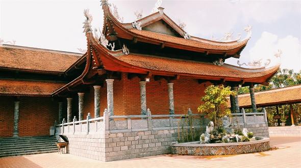 Săn lùng tour Tết giá rẻ cùng Đất Việt Tour - Thiền viện Trúc Lâm