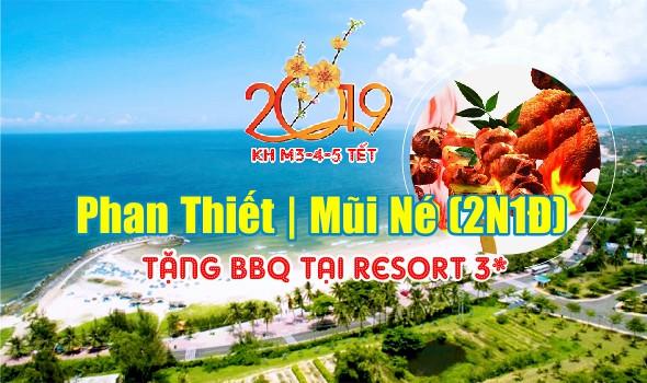 """Thưởng thức BBQ hải sản, thư giãn tại resort 3 sao, """"đã quá xá"""" cùng Đất Việt Tour"""