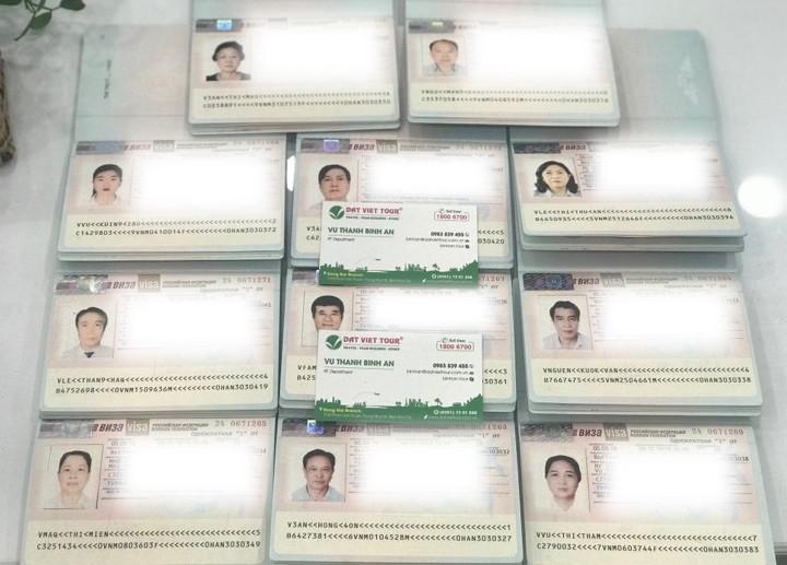 Dịch vụ làm visa uy tín, chi phí thấp tại Đất Việt Tour - ảnh 5