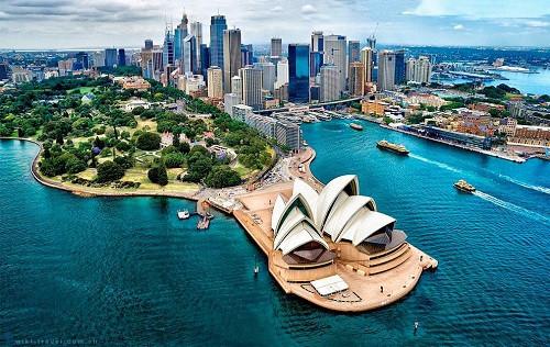 Hướng dẫn làm hồ sơ visa trọn gói du lịch Australia - ảnh 1